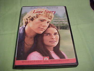 Love Story - Ali MacGraw & Ryan O'Neal - Widescreen Edition - 2001 (1970) (16)