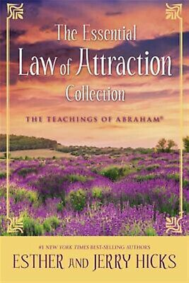 The Essential Law of Attraction Collection by Hicks, Esther -Paperback
