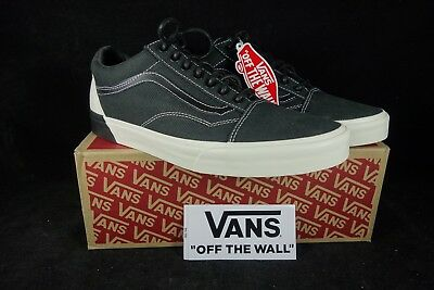 Vans Old Skool Shoes Black DX Blocked All Sizes Skateboard Skate Shoe Authentic