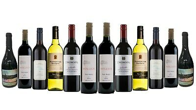 AU Mixed Red & White Wine Special Pack RRP$254 12x750mL - FAST & FREE SHIPPING