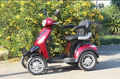 2019 new model 4 wheel mobility scooter