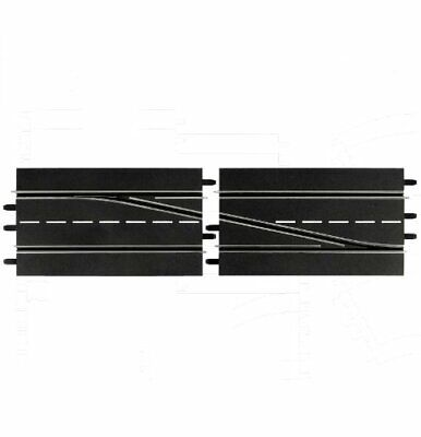 Lane change section, rightDIGITAL 132/124 Track Accessory - Carrera