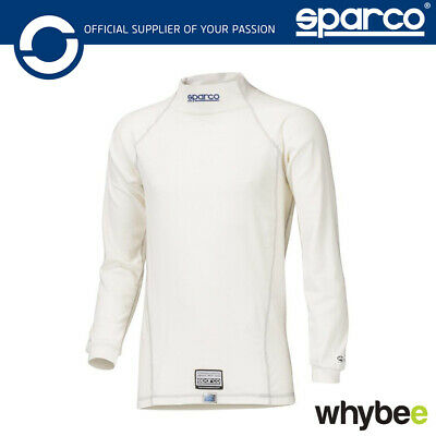 001772 Sparco Guard RW-3 Long Sleeve Top FIA Approved Fireproof Underwear