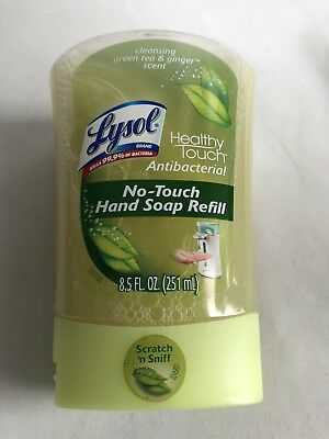 Lysol No Touch Refill Transfer Cap Kit For Lysol Kitchen