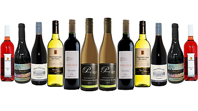 Mixed Red & White Wine Favourite Packs RRP$246 12x750mL FREE SHIPPING