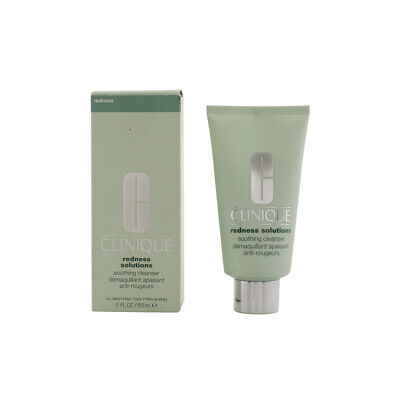 Cosmética Clinique mujer REDNESS SOLUTIONS soothing cleanser 150 ml