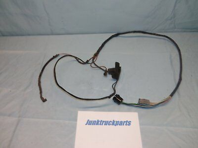 1973-1979 ford truck 300-6 engine wiring harness oem