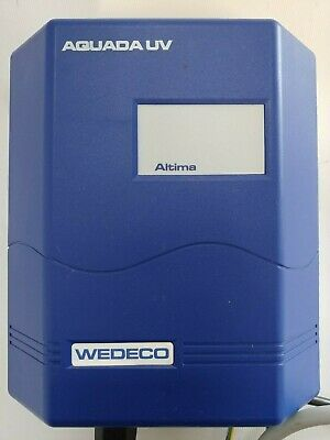 WEDECO AQUADA UltraViolet Type 1 Altima
