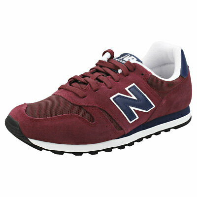 new balance 373 uomo burgundy