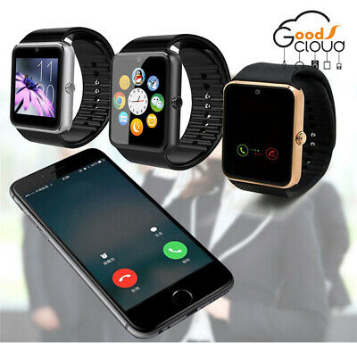 Bluetooth Smart Wrist Watch GT08 Touch screen Phone Mate For Android Smartphone