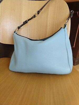 314012c65f Coach handbag  Authentic pre-owned pebbled leather turn lock hobo. E05S-8A39