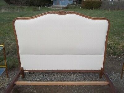 Double French  Louis Xv Revival Corbielle Bed Beautiful Example