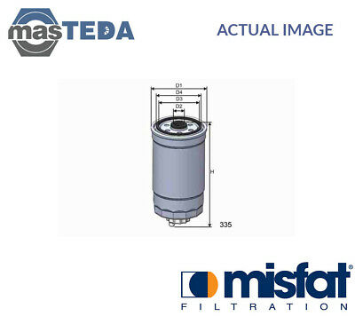 Misfat Engine Fuel Filter M351 P New Oe Replacement