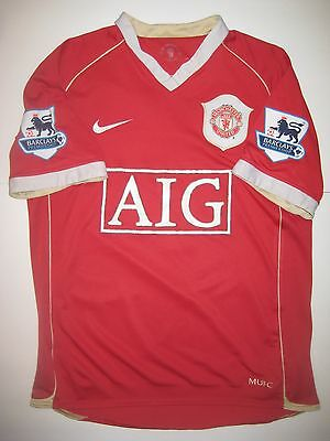 finest selection 29550 cd1d2 MANCHESTER UNITED CRISTIANO Ronaldo Nike Kit Jersey 2006 Real  Madrid/Portugal