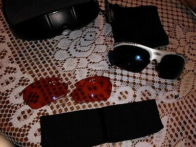 6a384fdc3fdc5 RUDY PROJECT RYDON Cycling Triathlon Sunglasses Extra Lenses ...