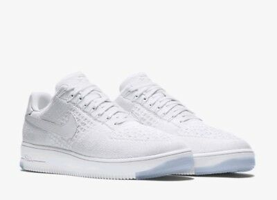 premium selection 86b61 1b13a NIKE MEN'S AF1 Ultra Flyknit Low Athletic Snickers Running Training Size US  7