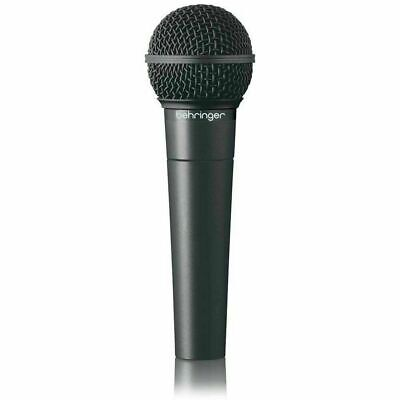 Behringer Ultravoice XM8500 Dynamic Vocal Microphone Cardioid (Black)