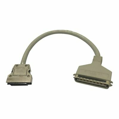 Digital 50-Pin To Centronics Scsi Cable, 1 Foot Bc09D-01