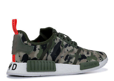 52aacc364d7d5 adidas Originals NMD R1 Fight Club Camo G27914 Size 8 1 2 Brand New Tags