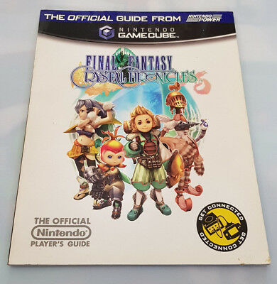 Official Nintendo Final Fantasy: Crystal Chronicles Strategy Guide - VGC