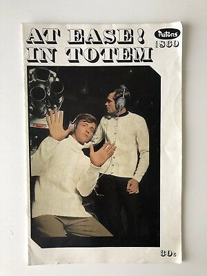 Patons Book 860 At Ease in Totem Menswear Vintage Knitting Patterns Knits