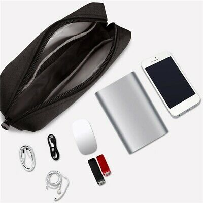 Travel Digital Storage Bag USB Cable Charger Earphone Cosmetic Pouch Case