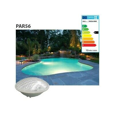 Bulb PAR56 for pool to 441 White LED cold High intensity 35W