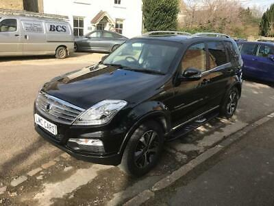 2015 (65) Ssangyong Rexton 4X4 W 2.0T T-Tronic EX 7 seats SUPERB CONDITION