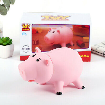 Toy Story Hamm 12 cm Figure Coin Bank Money Box Cute Piggy Bank Toys Gifts UK