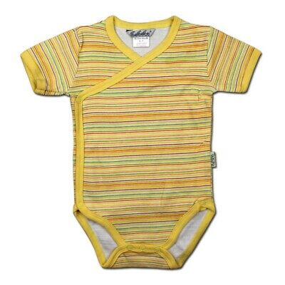 Summer Newborn Baby Boy Girl Striped Romper Bodysuit Jumpsuit Outfit Clothes