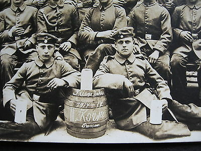 Group Of Soldiers 1917