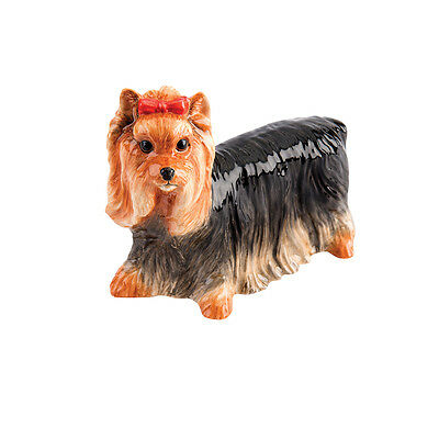 Yorkshire Terrier / Yorkie - Pampered Pooches by John Beswick NEW in BOX  JBPP4