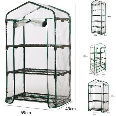 Mini Greenhouse Growbag Growhouse House Covers Plastic Garden Supply