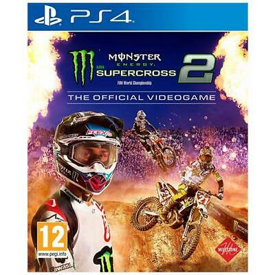 MILESTONE PS4 - Monster Energy Supercross 2