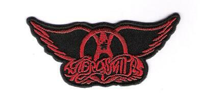 patch embroidered / écusson thermocollant Aerosmith