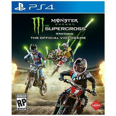 MILESTONE PS4 - Monster Energy Supercross