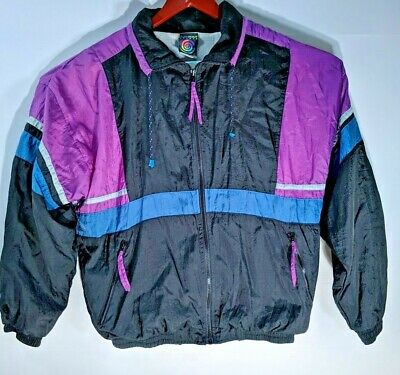 Turnpoint Large Vintage 90s Sports Windbreaker Tracksuit Full set Womens