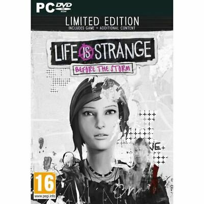 Life is Strange Before the Storm - Edition Limitée ((  STEAM PC Vostfr  Neuf ))