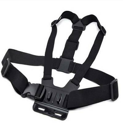 Chest 2 4 Harness Mount Gopro Body Belt Strap 3 Hero Camera SJ400 3+ Gopro Y