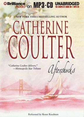 Catherine COULTER / AFTERSHOCKS       [ Audiobook ]