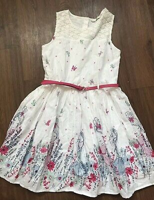 41c1563e98 GIRLS TIGER LILY Flower Bridesmaid party dress aged 10 - £1.00 ...
