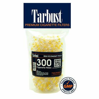 144 Per Pack Disposable Bulk Cigarette Filter Tips, Block, Filter Out Tar, Nic