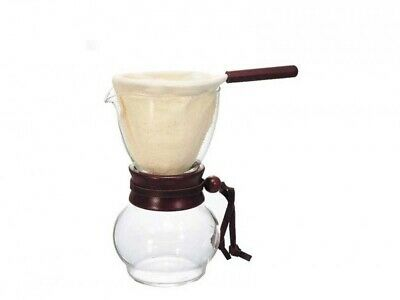 HARIO Cloth filter Wood Neck Nell Drip 3 to 4 cups for 3 cups FD 3