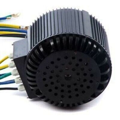 10KW DC Electric Car/Boat Conversion Brushless Motor and Controller.