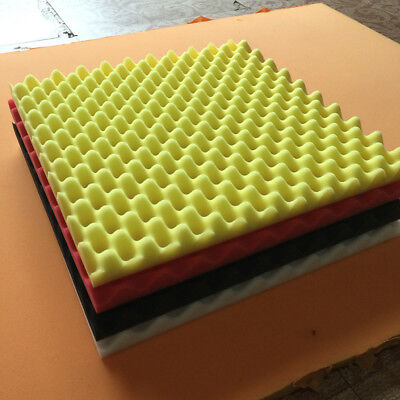 50x50x3cm Musical Acoustic Soundproof Sound Absorption Foam Sponge Board Supply