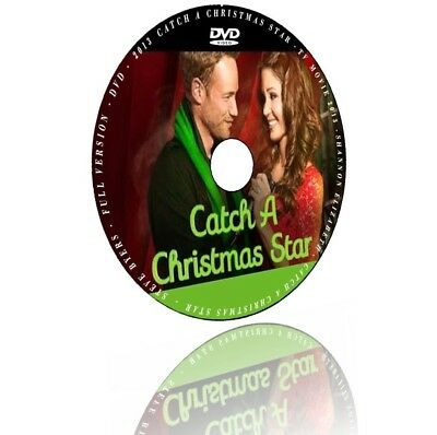 Catch A Christmas Star.Catch A Christmas Star Dvd Hallmark Movies 2013 Disc Only