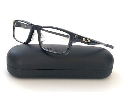 b4b62f4651 NEW OAKLEY Frames VOLTAGE Designer RX Eyeglasses OX8066-0253 Black Ink  53-19-