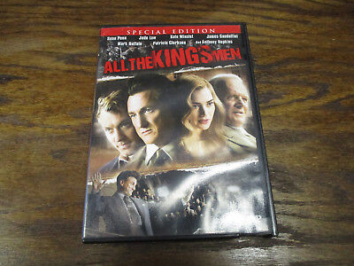 All the Kings Men, Special Edition, 2006 DVD Movie