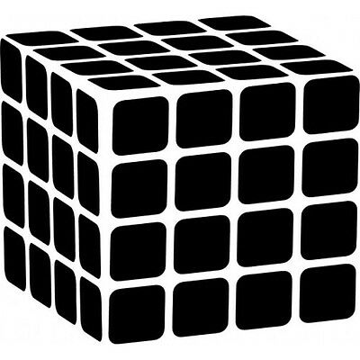 Rubik cube STENCIL Reusable Airbrush Painting Decoration wall st8