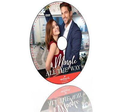 MINGLE ALL THE WAY DVD MOVIES 2018  (Disc only)